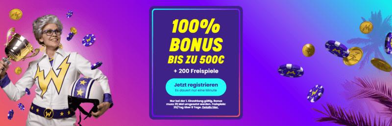 Boni Wildz Casino